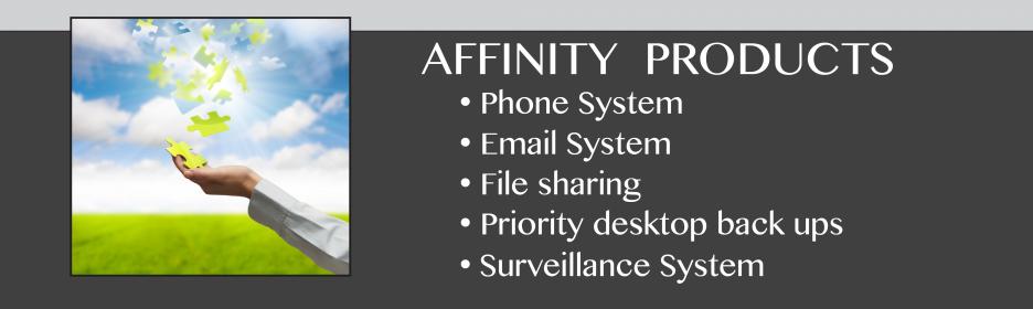 Affinity Server